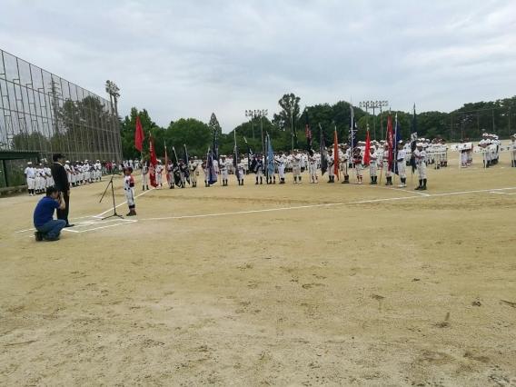 四年生以下県大会出場予選
